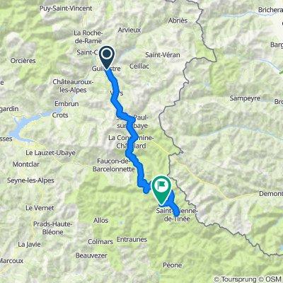 20,21) Col de Vars - 2109 m. + Cime de la Bonette - 2802 m.
