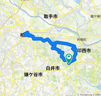 Narita Cycling Tour F