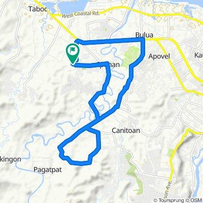 Slow ride in Bulua-canitoan-iponan