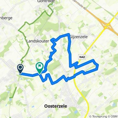 Wandelroute OZL
