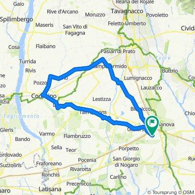 Silvestrovo 71.2km