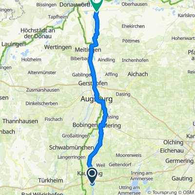 04 - Landsberg - Rain - 89km, 70HM