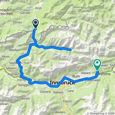 12 - Mittenwald - Isarquelle - Heim - 89km, 860HM