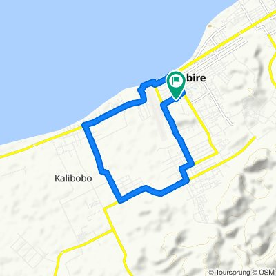 Slow ride in Kecamatan Nabire