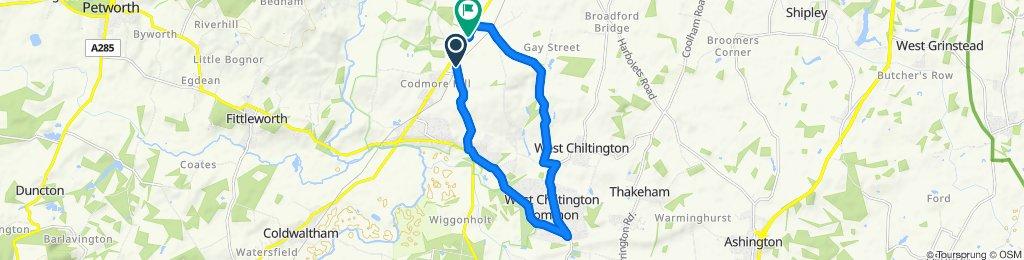 North Heath - West Chiltington Circular