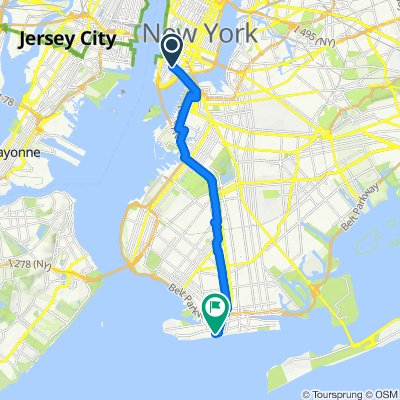 Polar Bear Ride @ Coney Island