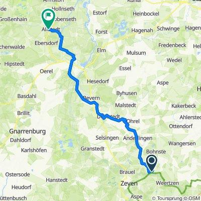 Heeslingen - Alfstedt