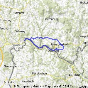 Fitmacher-Tour Passau