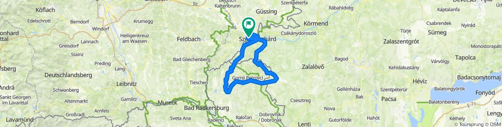 Mogersdorf-Bondonci-Mogersdorf