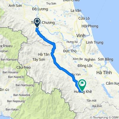 Thanh An - Huong Khe 12/30