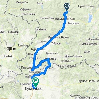 10. Džep - Kumanovo