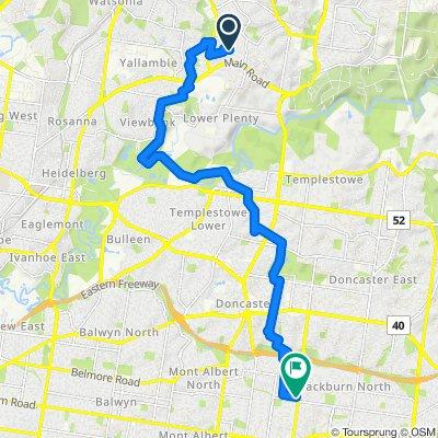 Jim Beam Route