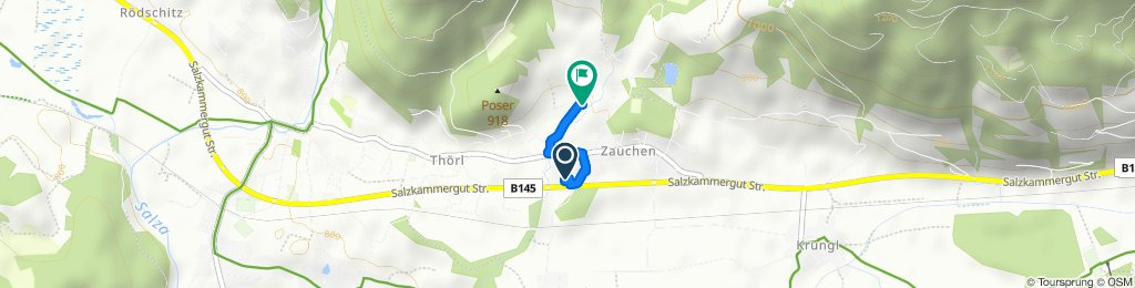 Moderate Route in Bad Mitterndorf