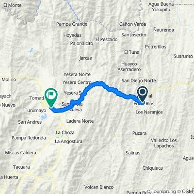 Entre rios - Tarija