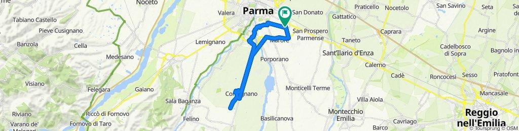Parma - Corcagnano