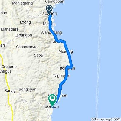 road to padaot