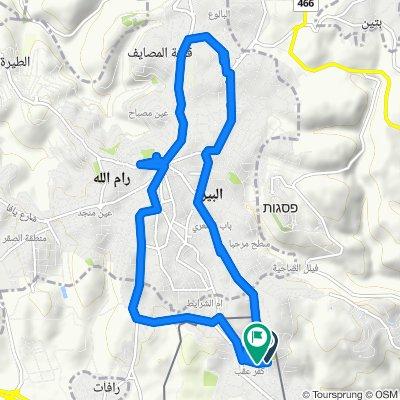 Restful ride in Jerusalem