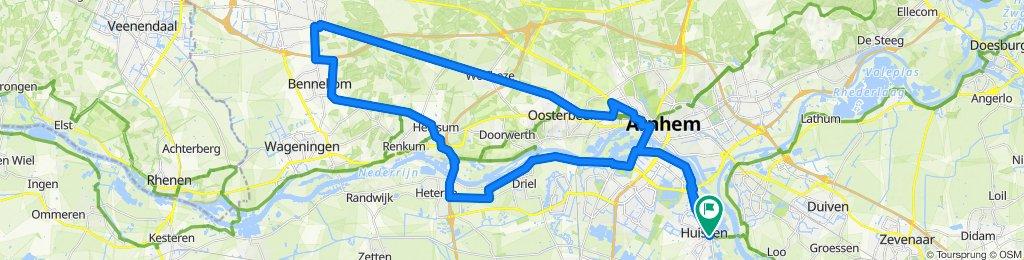 Dijk-Ede-Spoor