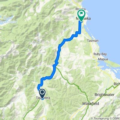 Moderate Route in Motueka