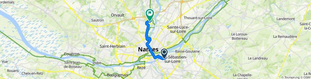 Vitesse supersonique en La Chapelle-sur-Erdre