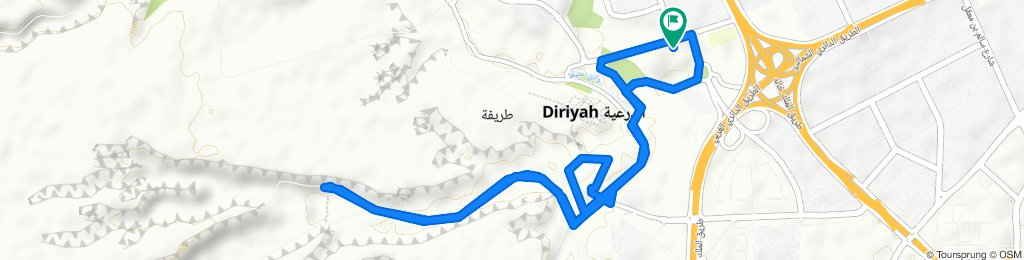 SHORT NORMAL ROUTE