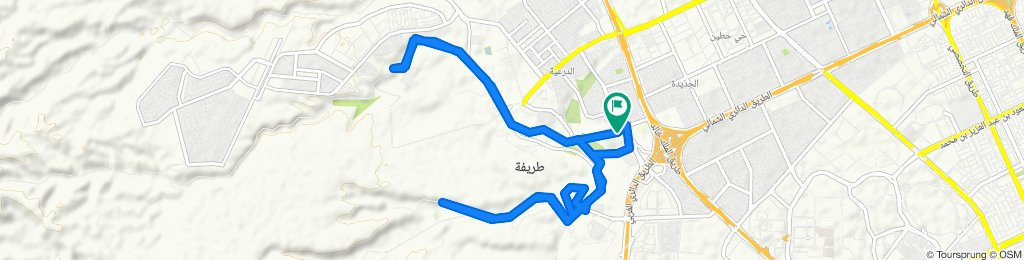 ADVANCED NORMAL ROUTE