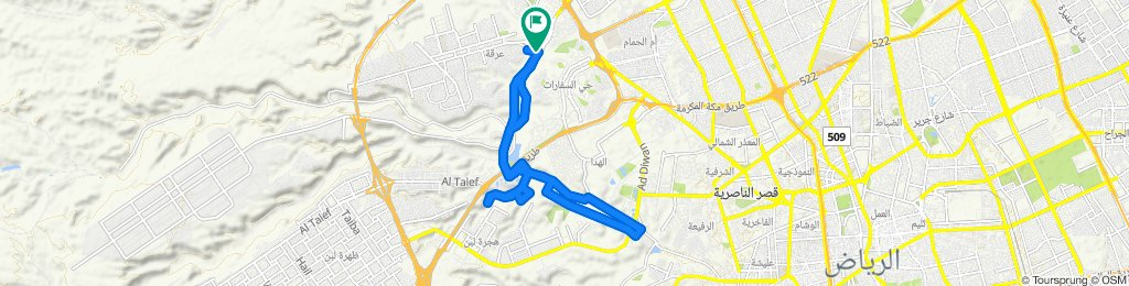 STAIRS ROUTE + DAM