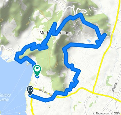 methlang route