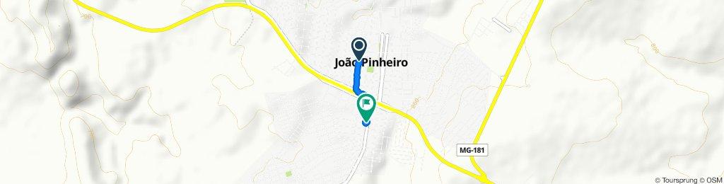 pedalada lenta João Pinheiro