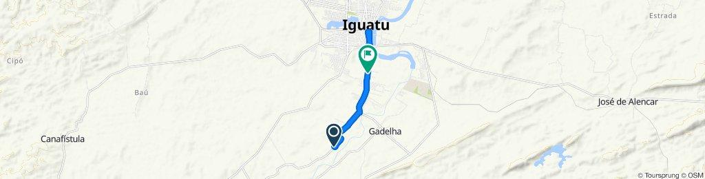 Passeio rápido em Iguatu
