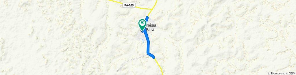 Passeio rápido em Goianésia do Pará