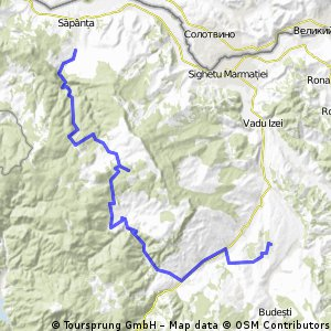 Sapinta - Mara - Ocna Sugatag