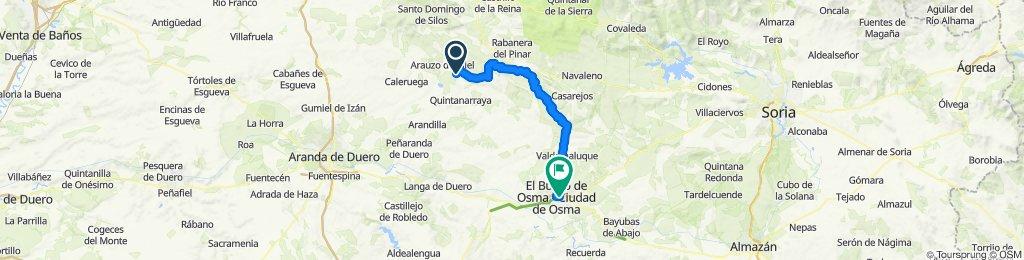 Huerta del Rey-Burgo de Osma