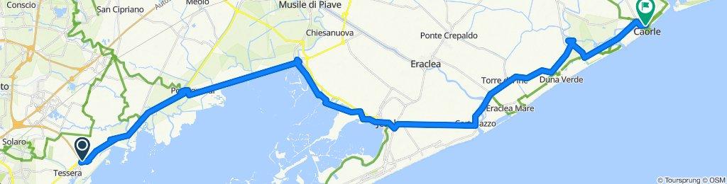 Venice 2020 Wed 20 May