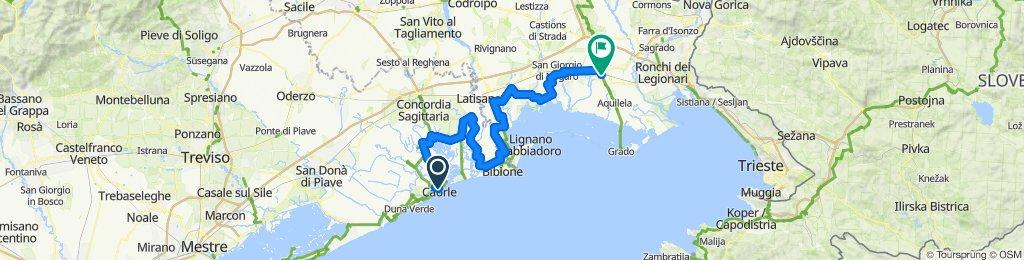 Venice 2020 Thursday 21 May