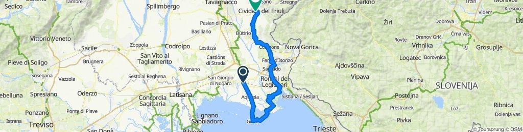 Venice 2020 Friday 22 May Cividale del Friuli