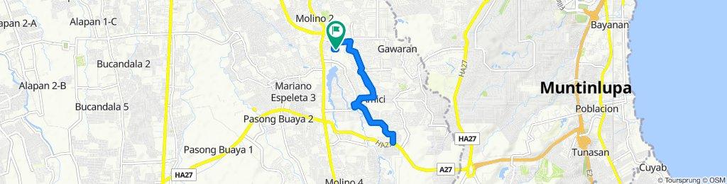 Basic Route
