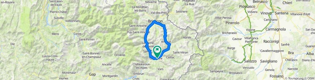 TdA 2020 - 4. Etappe - Col d'Izoard