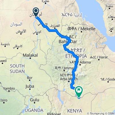 Khartoum/Kenya