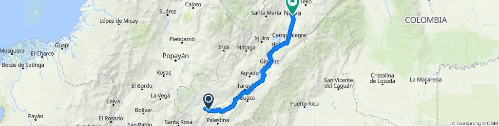 San Augustin-NEIVA