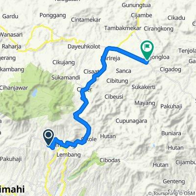 Graha Puspa to Subang