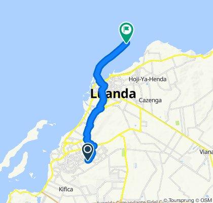 Talatona — Ilha de Luanda