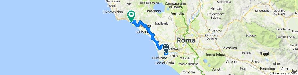 PPL_4 Fiumicino-Santa Severa