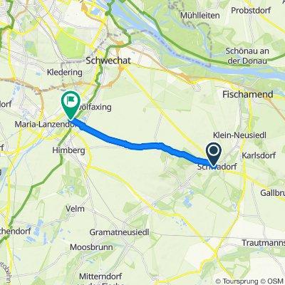 Schwadorf Lanzendorf