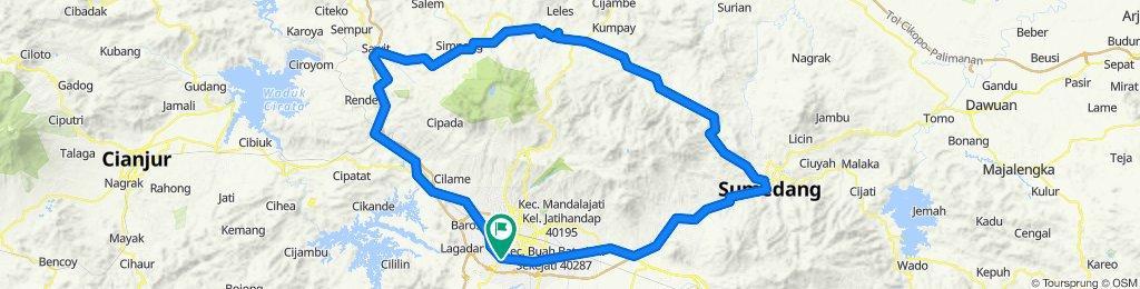 Bandung North Loop