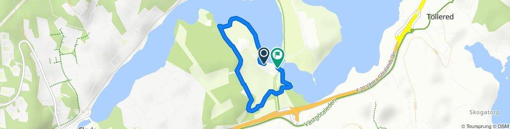 Easy ride in Gråbo
