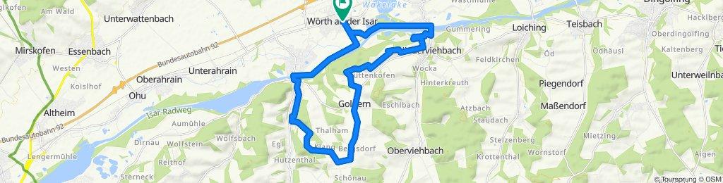 Wörth-Niederaichbach-Reichersdorf-Impenbach-Paring-Bergsdorf-Goldern-Hüttenkofen-Birnthal-Niederviehbach_Friedhof-Wörth