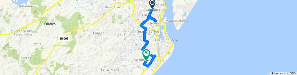 Passeio rápido em Brasil