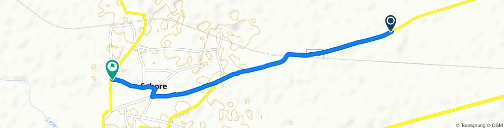 ride in Sehore