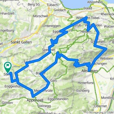 Appenzellerachterbahn Tour06 2019